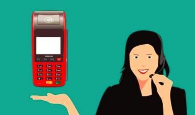 "POS机电话营销""诱骗""客户更换POS机,小心被骗"