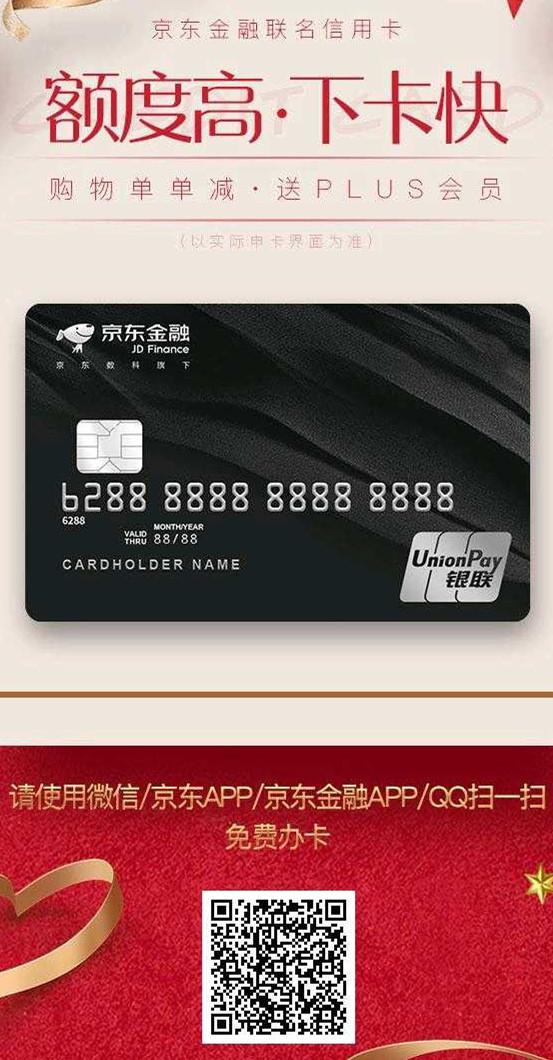 广州银行京东金融联名信用卡